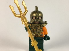 Gladiator Aquaman