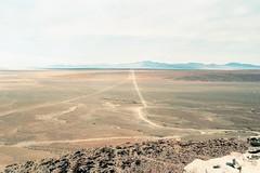 CHILE 1996 / Altiplano chileno (Julio Herrera Ibanez) Tags: chile nortegrande altiplano sendero calles rutas