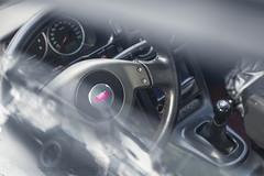 You wanna Drive? (FanFanD Yuen) Tags: wheel vehicle drive interior steering impreza subaru show history car racing