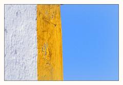 Portugiesisch minimiert... (diezin) Tags: album7 allerlei allerleibetrachtsames beachtsames betrachtsames fündstück findings minimaleansichten minimales nikon1855 nikond5300 diezin flickr portugal obidos fujifinpixs2000hd minimale ansichten