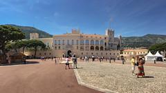 Royal Palace Pano (billraftery) Tags: europe palace monaco monte carlo