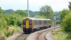 138 & 3/4 from Paddington (The Walsall Spotter) Tags: westmidlandsrailway cradleyheath railway class172 turbostar 172212 172211 networkrail britishrailways dmu diesel multipleunit snowhill line