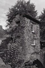Week 25 Shoot a Man Made Structure B&W (Carol Dunham) Tags: projectsunday manmadestructure bw bridgehouse ambleside