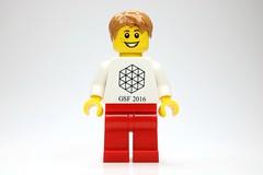 LEGO Google Science Fair 2016 minifigure (Ma₪go) Tags: google science fair lego education 2019 2018 2017 2015 2016 2014 2013 2012 2011 2010 gsf