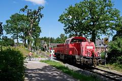 P1860224 (Lumixfan68) Tags: eisenbahn loks baureihe 261 voith gravita 10bb deutsche bahn db cargo rangierloks dieselloks schwentinebahn