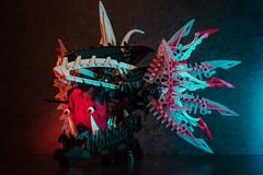 Scary Gary (Vi'Azor) Tags: lago bionicle moc snail bio cup
