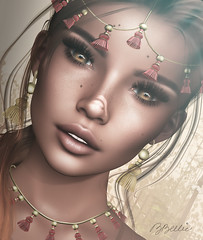 Hope (babibellic) Tags: secondlife avatar aviglam sl glamaffair blogger beauty babigiobellic bento babibellic portrait people virtual eyes promagic