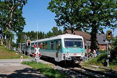 P1860266 (Lumixfan68) Tags: eisenbahn züge triebwagen baureihe 628 vt deutsche bahn db museum regio hein schönberg schwentinebahn bundesbahn