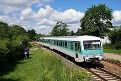 P1850949 (Lumixfan68) Tags: eisenbahn züge triebwagen baureihe 628 vt deutsche bahn db museum regio hein schönberg schwentinebahn bundesbahn