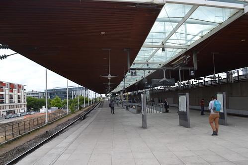 La Plaine–Stade de France station