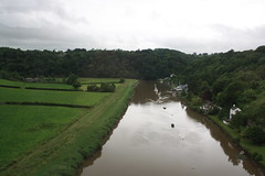 The River Tamar (lazy south's travels) Tags: calstock cornwall england english cornish britain britis uk river tamar tamarvalleyline branch line village devon border