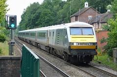 Chiltern Railways DVT 82303 - Widney Manor, Warwickshire (The Walsall Spotter) Tags: 82303 chilternrailways widneymanor railway station dvt warwickshire networkrail britishrailways