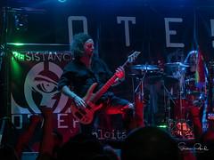 Otep (Stephen J Pollard (Loud Music Lover of Nature)) Tags: otep concertphotography concert concierto livemusic music músico musician música bassist bajista andrewbarnes justinkier drummer baterista