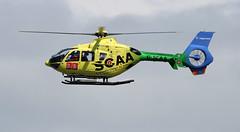 G-SCAA (PrestwickAirportPhotography) Tags: egpk prestwick airport eurocopter ec135 gscaa