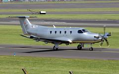 HB-FSL (PrestwickAirportPhotography) Tags: egpk prestwick airport pilatus pc12 hbfsl