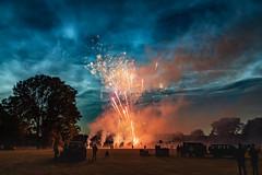 Night glow (Siebbi) Tags: night nacht kielerwoche feuerwerk fireworks sky himmel nlc leuchtendenachtwolken noctilucentclouds