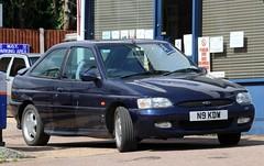 N9 KDW (1) (Nivek.Old.Gold) Tags: 1996 ford escort rs2000 16v 4x4