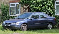 P41 HAV (Nivek.Old.Gold) Tags: 1996 ford mondeo 16v verona 5door 1796cc