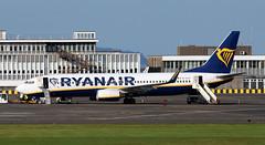 EI-EGA (PrestwickAirportPhotography) Tags: egpk prestwick airport ryanair boeing 737 b737 eiega