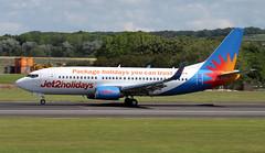 G-GDFN (PrestwickAirportPhotography) Tags: egpk prestwick airport jet2 boeing 737 b737 ggdfn