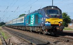 68016 (paul_braybrook) Tags: class68 drs diesel copmanthorpe york northyorkshire railtour railway charter trains