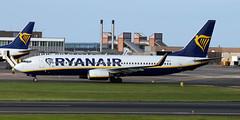 EI-DLY (PrestwickAirportPhotography) Tags: egpk prestwick airport ryanair boeing 737 b737 eidly