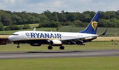 EI-EBO (PrestwickAirportPhotography) Tags: egpk prestwick airport ryanair boeing 737 b737 eiebo