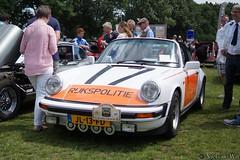 1983 Porsche 911 SC Targa (NielsdeWit) Tags: nielsdewit car vehicle oldtimer oldtimerdag oldtimerfestival veenendaal 2019 jl13fd porsche politie rijkspolitie politieporsche 1983 911 sc targa