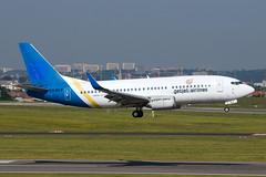 LY-ELF_20190622_51334_M (Black Labrador13) Tags: lyelf boeing 737 b737 737300 73736n getjet airlines lot bru ebbr avion plane aircraft vliegtuig airliners civil
