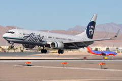 Alaska Airlines - Boeing 737-900 - N309AS - McCarran International Airport (LAS) - Las Vegas - September 23, 2013 2 333 RT CRP (TVL1970) Tags: nikon nikond90 d90 nikongp1 gp1 geotagged nikkor70300mmvr 70300mmvr aviation airplane aircraft airliners mccarraninternationalairport mccarranairport mccarran mccarraninternational lasvegas las klas n309as alaskaairlines alaskaairgroup boeing boeing737 boeing737900 737 737ng b737 b737ng b739 737900 737900wl boeing737990 737990 737990wl aviationpartners winglets cfminternational cfmi cfm56 cfm567b26