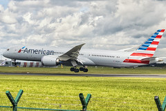 N841AN   American Airlines   Boeing B787-9 Dreamliner   CN 40657   Built 2019   DUB/EIDW 16/06/2019 (Mick Planespotter) Tags: aircraft airport 2019 nik sharpenerpro3 n841an american airlines boeing b7879 dreamliner 40657 dub eidw 16062019 b787 b789 flight dublinairport collinstown