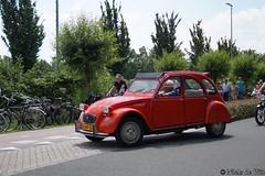 1978 Citroën 2CV6 (NielsdeWit) Tags: nielsdewit car vehicle oldtimer oldtimerdag oldtimerfestival veenendaal 2019 28xp51 citroën 2cv6 2cv 6 1978