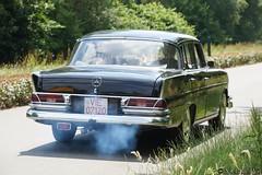 1959-1968 Mercedes-Benz W111 (NielsdeWit) Tags: nielsdewit car vehicle oldtimer oldtimerdag oldtimerfestival veenendaal 2019 vie 07120 vie07120 d germany mercedesbenz mercedes w111 sclass