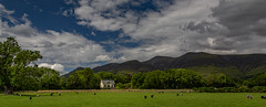 Would you ever get bored of that view? (Ian Emerson (Thanks for all the comments and faves) Tags: countryside cottage keswick cumbria cumbriaoutdoors lakedistrict england canon6d landscape unitedkingdom sheep farmland trees photography clouds canon