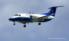Ameriflight E120 ~ N567SW (© Freddie) Tags: aruba oranjestad surfsidebeach amerflight embraer emb120 e120 n567sw cargo aua tnca tncaaua fjroll ©freddie