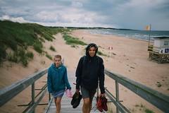 Midsommar 2019 (karlholmberg) Tags: halmstad tylösand beach strand sommar sverige sweden midsummer midsommar moody cloudy rain cold summer