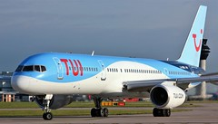 G-OOBG (AnDyMHoLdEn) Tags: thomson tui 757 egcc airport manchester manchesterairport 23l