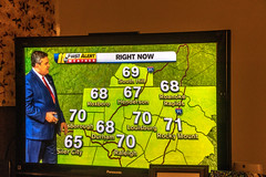 DILO - Summer Solstice June 21 2019 (1) (tommaync) Tags: dilojun2019 june 2019 june212019 nikon d7500 northcarolina nc summer summersolstice solstice television tv weather forecast bigweather wtvd11 abc chathamcounty chatham