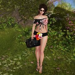 #50 (Prinnie Anne) Tags: hypnose wasabi blog blogging blogger beauty fashion fashionblog fashionblogger maitreya model catwa clothing