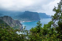 Costa (faltimiras) Tags: portugal trekking madeira ocean travel cliff costa nature coast hiking porto ruivo funchal moniz travesia ultratrail