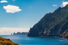 Costa (faltimiras) Tags: madeira portugal trekking hiking funchal ultratrail ruivo porto moniz coast costa ocean cliff nature travel travesia