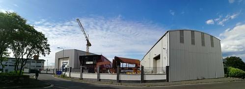Ferguson marine shipyard