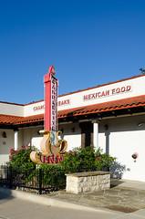 Candlelite Inn (dangr.dave) Tags: arlington tx texas downtown historic architectyure neon neonsign candlelightinn candleliteinn