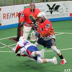 NBLL 2019. finále Custodes – Wolves (LCC Radotín) Tags: lccwolves lccustodes nbll fotoondøejmika lakros boxlacrosse lacrosse boxlakros fotoondřejmika