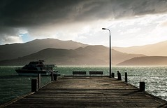 Winters day in Akaroa.NZ (ndoake) Tags: