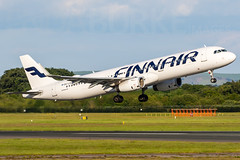 Finnair OH-LZO 22-6-2019 (Enda Burke) Tags: ohlzo avgeek aviation finnair a321 airbusa321 canon canon7dmk2 departure runway ringway travel takeoff taxiing aircraft canon7dmark2 plane planes arrival flight flying pilot pilots crew holiday holidays airport egcc man mcr manchester manchesterairport manc manairport