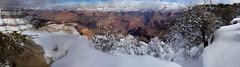 The Dozen Pano (Chief Bwana) Tags: az arizona grandcanyon panorama snow yavapaipoint psa104 chiefbwana explored 500views 1000views 2000views 3000views 4000views 5000views 6000views 7000views 8000views 9000views 10000views