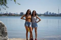 Toronto Lakeshore (Bart Barrera) Tags: elise