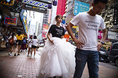 Pre-wedding (人間觀察) Tags: 28mm leica leicam hong kong street photography people candid city stranger public space walking off finder road travelling trip travel 人 陌生人 街拍 asia girls girl woman 香港 wide open apoqualiag ms msoptical msopticsapoqualiag28mmf2