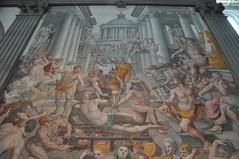 Basilica of San Lorenzo (Ryan Hadley) Tags: basilicaofsanlorenzo sanlorenzo basilica church florence italy europe worldheritagesite painting art renaissance